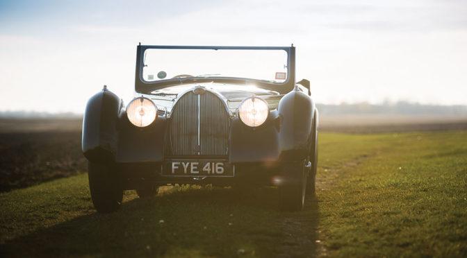 Bugatti Type 57S Cabriolet 1937 – SPRZEDANE