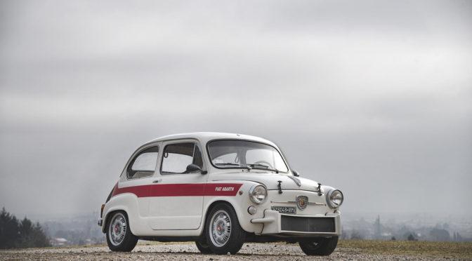 Fiat 600 / replika Abarth 1000 TC 1966 – SPRZEDANY