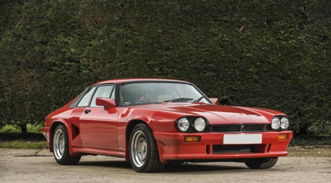 Jaguar Lister XJ-S 6.0-Litre 1983 – SPRZEDANY
