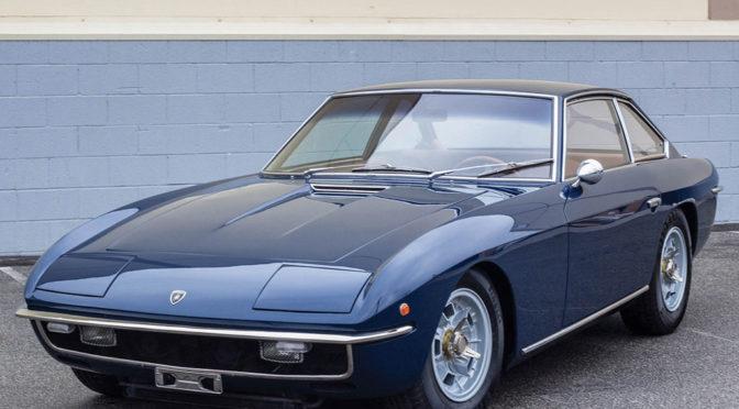 Lamborghini Islero 400 GT 1969 – SPRZEDANE