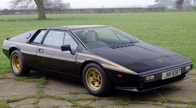 Lotus Esprit Commemorative 1979 – SPRZEDANY