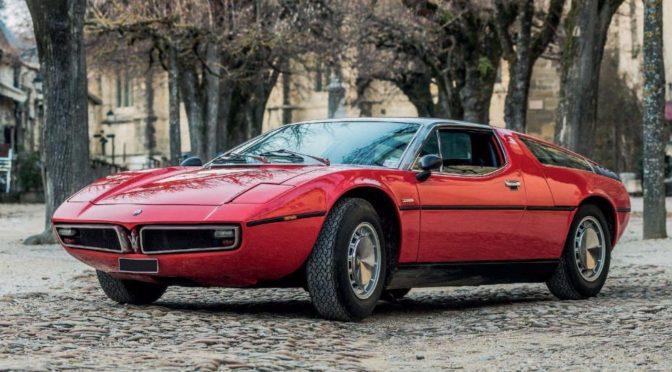 Maserati Bora 1972 – SPRZEDANE