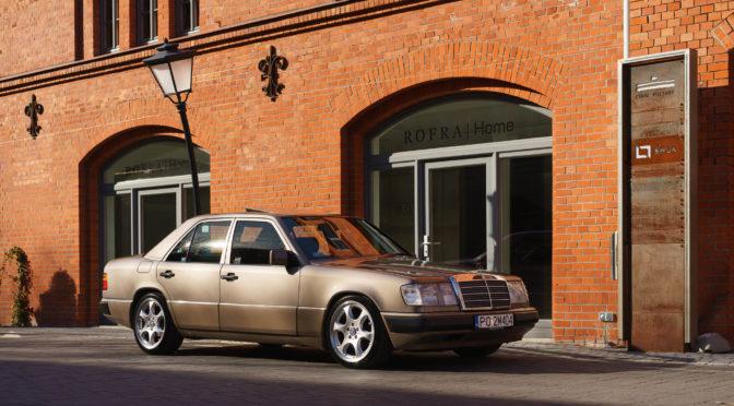 Mercedes 230E W124 1990 – SPRZEDANY