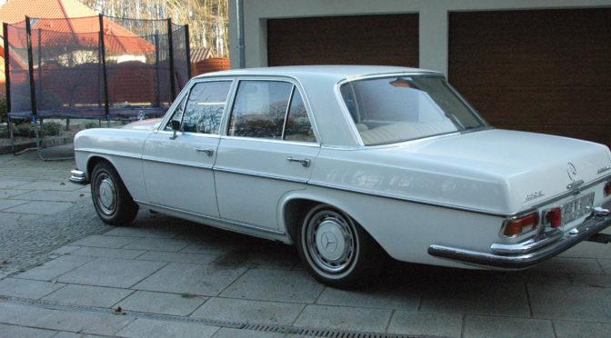 Mercedes 280S W108 1968 – 55000PLN – Zielona Góra