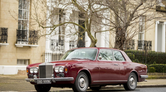 Rolls-Royce Corniche 1972 – SPRZEDANY