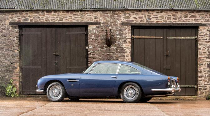 Aston Martin DB5 1964 – SPRZEDANY