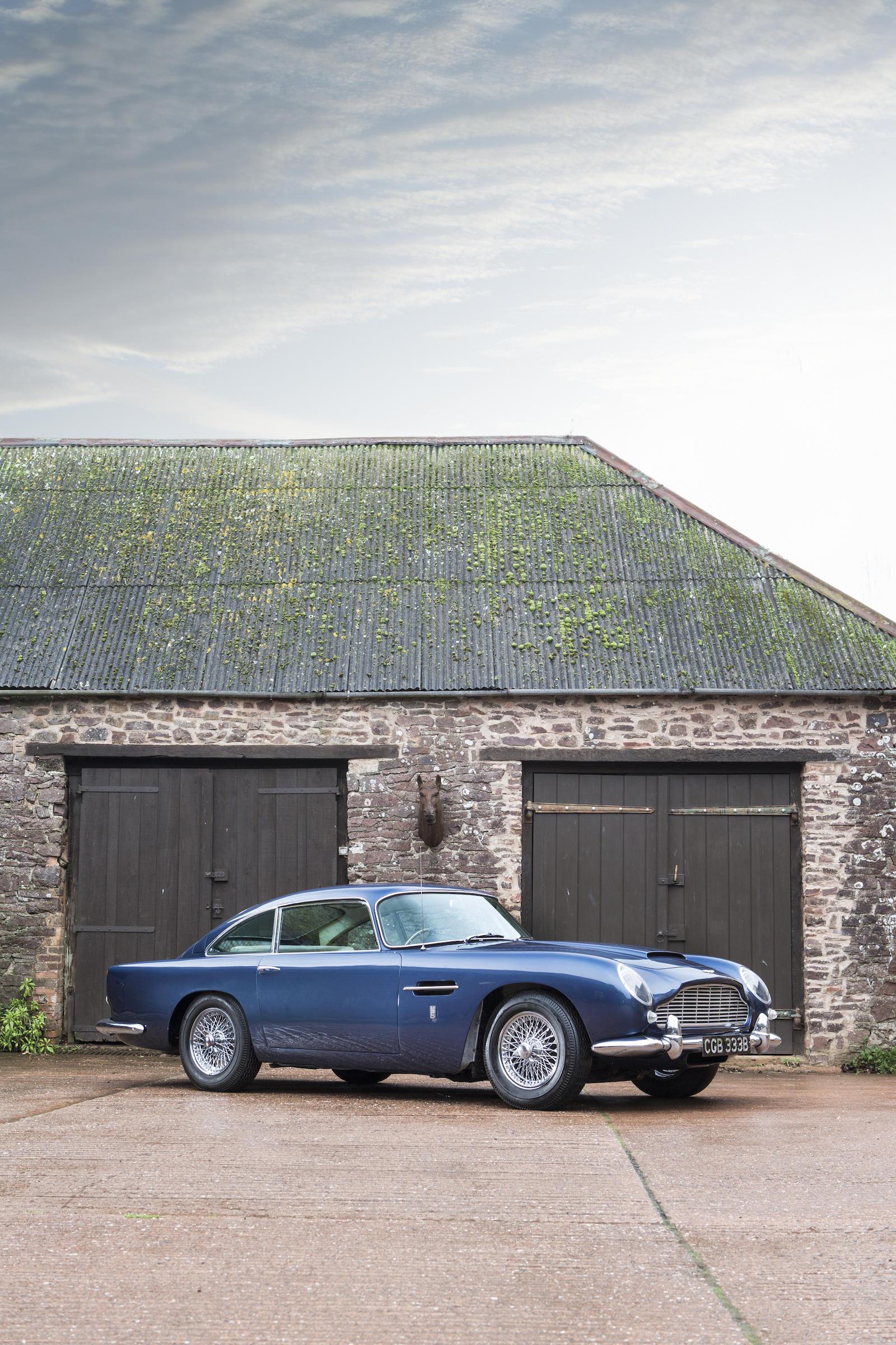 Aston Martin DB5 1964 SPRZEDANY Giełda klasyk³w