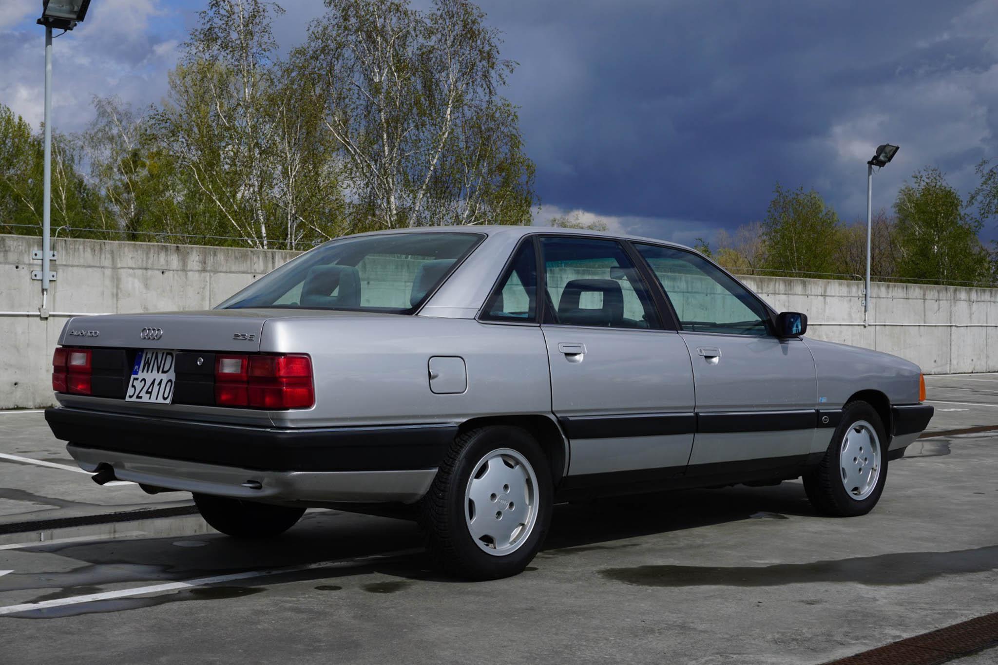 Audi 100 C3 1990 - 14700 PLN - Warszawa | Giełda klasyków