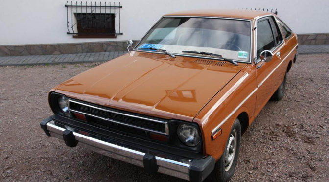 Datsun 210 Coupe 1978 – 25000PLN – Wieliczka
