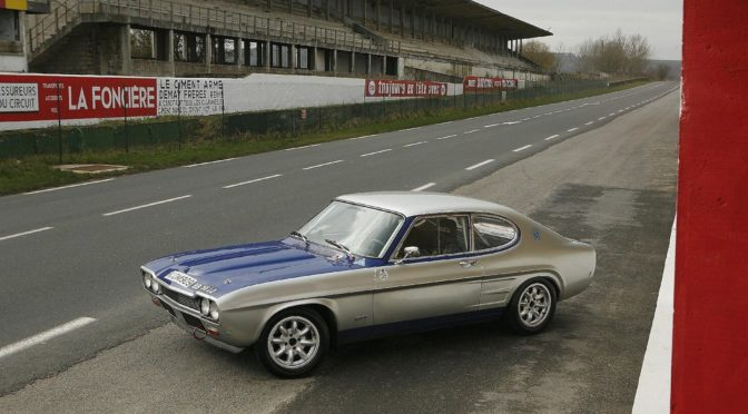 Ford Capri RS 2600 Competition 1971 – SPRZEDANY