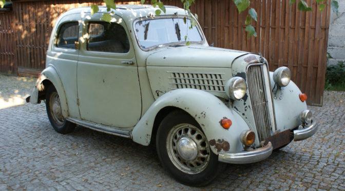 Ford Eifel 1936 – SPRZEDANY