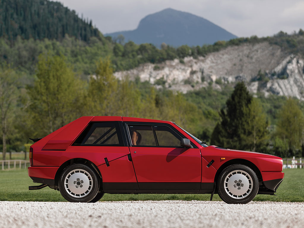 Lancia Delta S4 Stradale 1985 - SPRZEDANA - Giełda klasyków