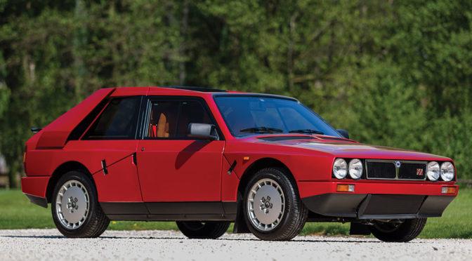 Lancia Delta S4 Stradale 1985 – SPRZEDANA