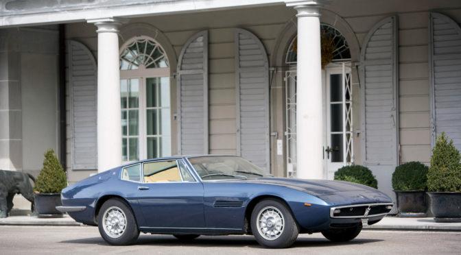 Maserati Ghibli SS 4,9 l 1969 – SPRZEDANE