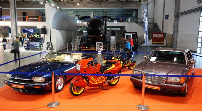 Giełda Klasyków na Poznań Motor Show