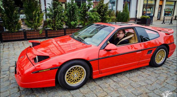 Pontiac Fiero GT 1987 – 36000PLN – Warszawa