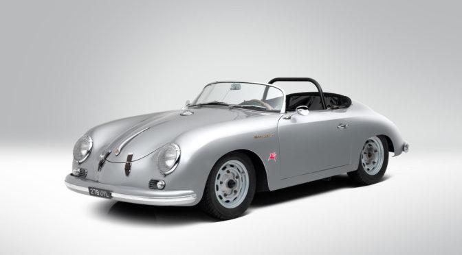 Porsche 356 A 1600 Super Speedster 1958 – SPRZEDANE