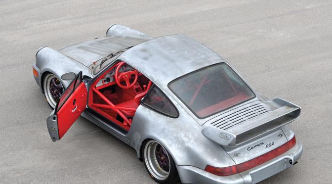 Porsche 911 Carrera RSR 3.8 1993 – SPRZEDANE