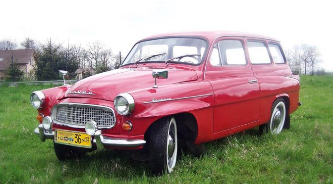 Skoda Octavia Combi 1968 – SPRZEDANA
