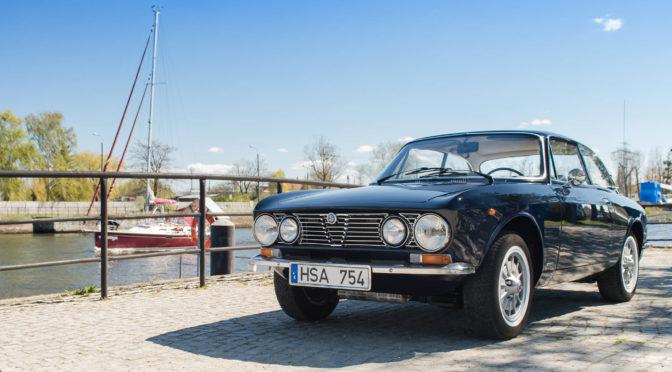 Alfa Romeo GT 1600 Junior 1975 – 127000PLN – Gdańsk