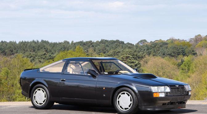 Aston Martin V8 Vantage 1987 – SPRZEDANY