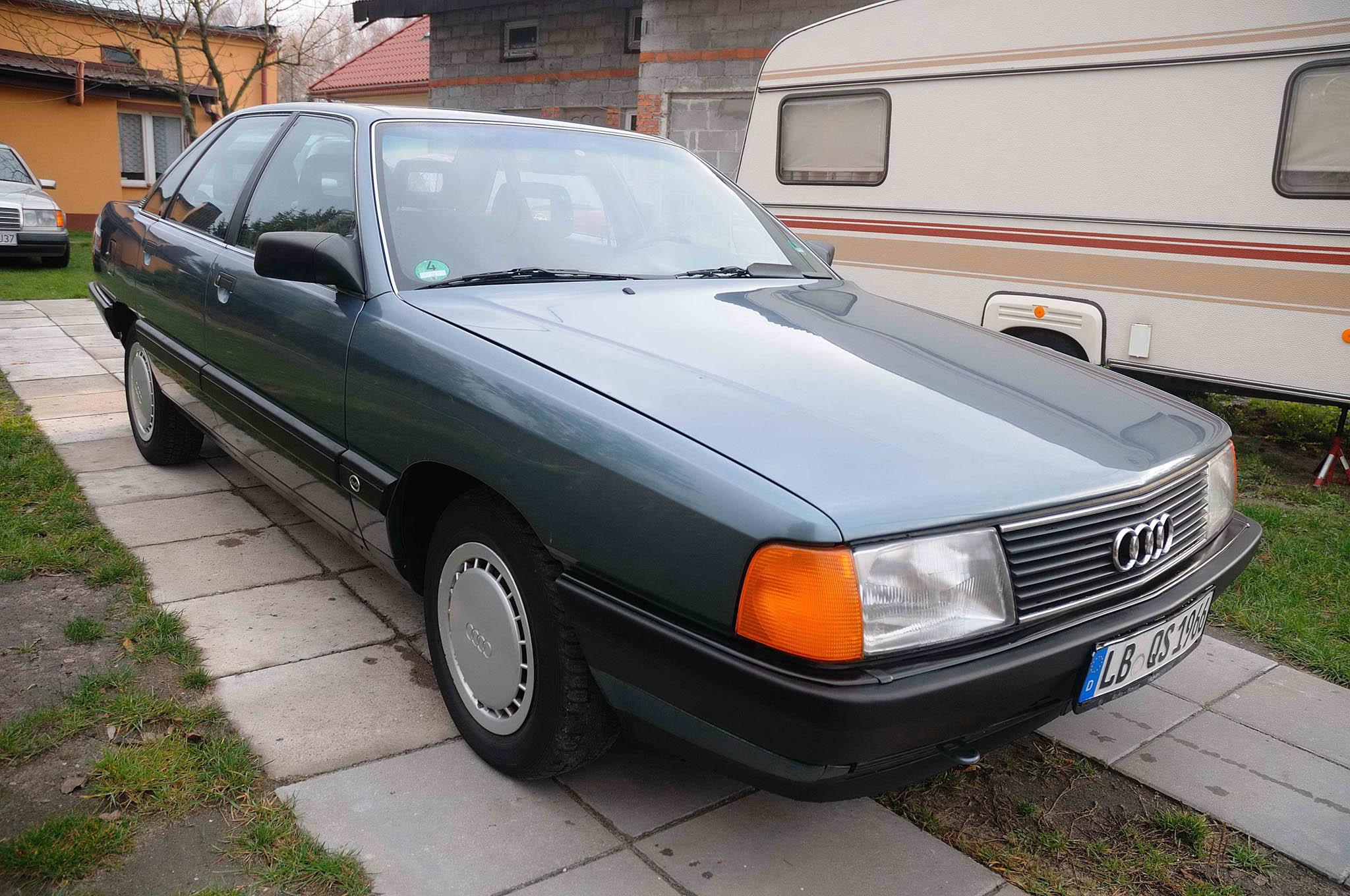 Audi 100 C3 1990 - 12999 PLN - Zduńska Wola | Giełda klasyków