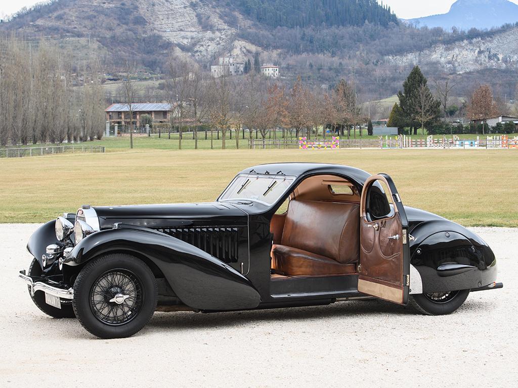 bugatti typ 57 atalante 1935 sprzedane gie da klasyk w. Black Bedroom Furniture Sets. Home Design Ideas