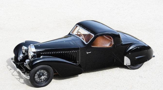 Bugatti Typ 57 Atalante 1935 – SPRZEDANE