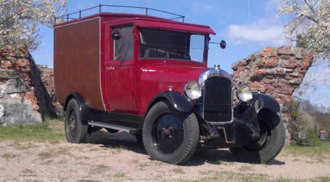 Citroen B15 1927 – 44500PLN – Bydgoszcz