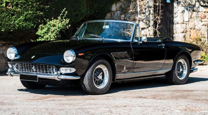 Ferrari 275 GTS 1965 – SPRZEDANE