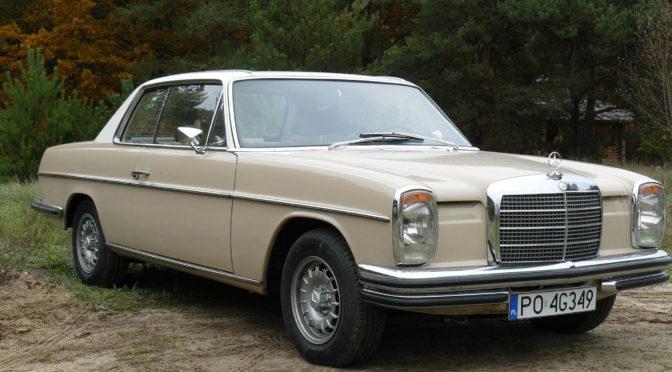 Mercedes 250 C Automatic W114 Coupe 1970 – 77500PLN – Warszawa