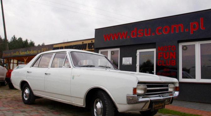 Opel Rekord C 1967 – 49900PLN – Wola Morawicka