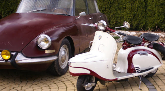 Peugeot 157B 1957 – 25900PLN – Rzeszów