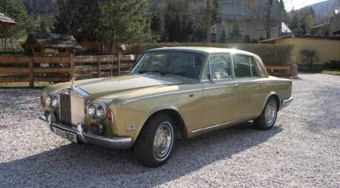 Rolls Royce Silver Shadow 1976 – 60000PLN – Jelenia Góra