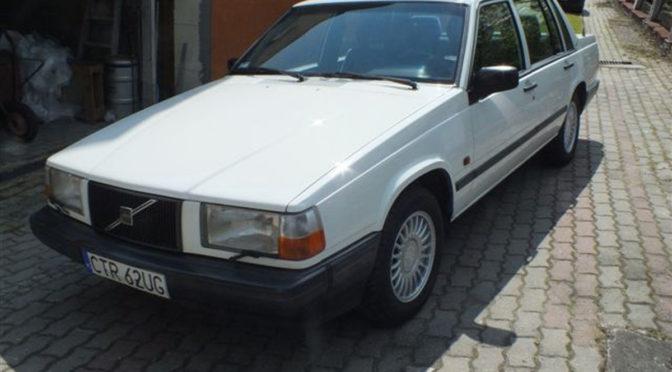 Volvo 740 1992 – SPRZEDANE