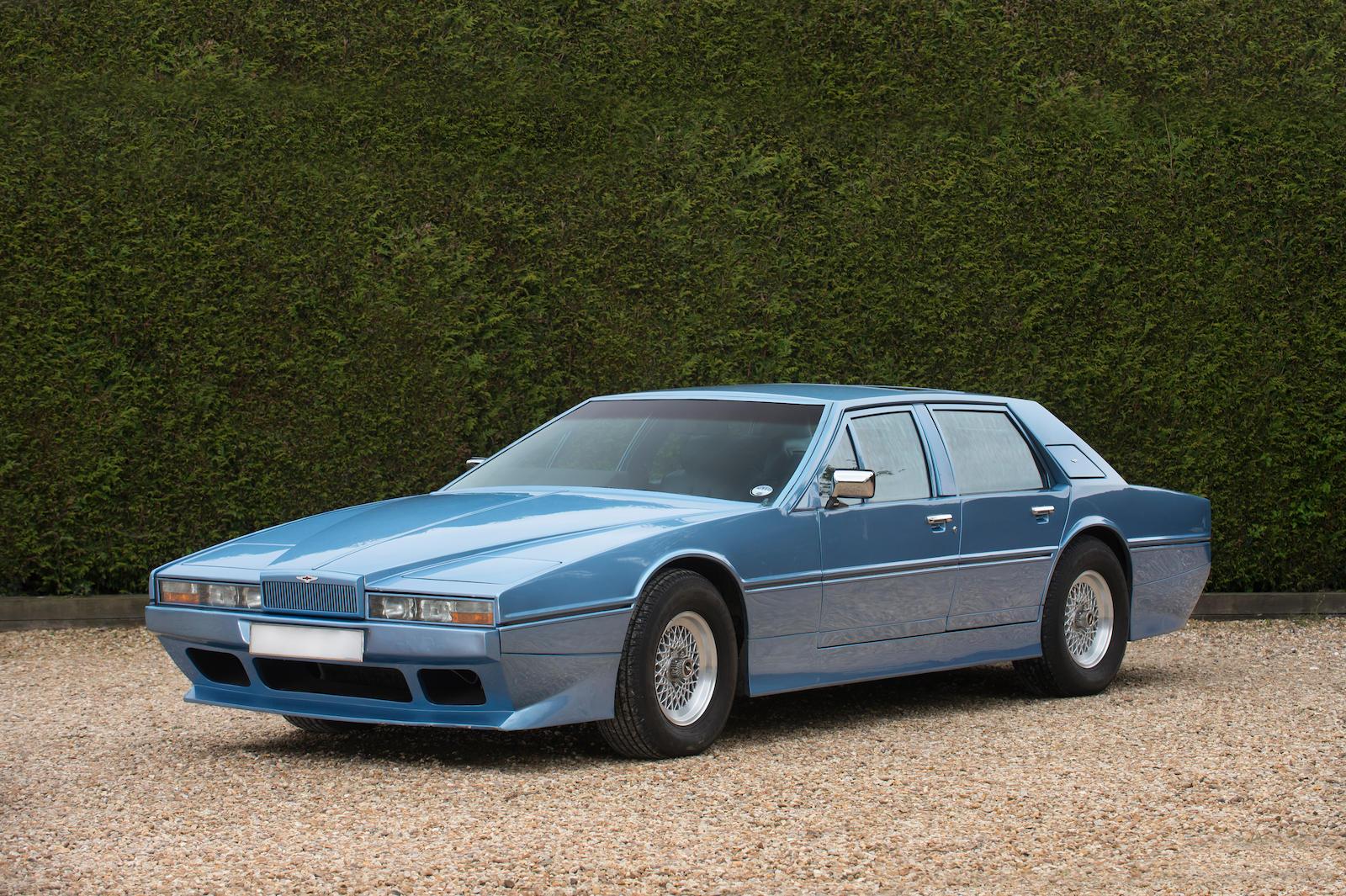 Aston Martin Lagonda Series 2 1980 Sprzedany Giełda
