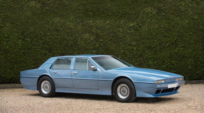Aston Martin Lagonda Series 2 1980 – SPRZEDANY