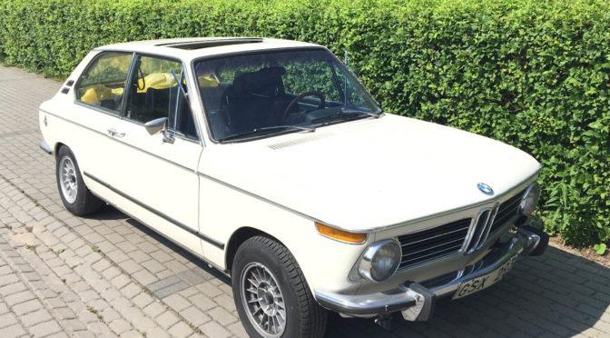 BMW 2000 Touring 1973 – 45000PLN – Sopot