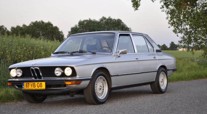 BMW 520 Automatic E12 1975 – 42900PLN – Poznań