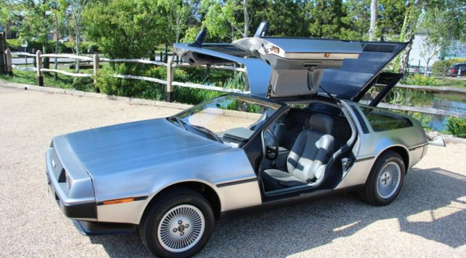 DeLorean DMC12 1981 – SPRZEDANY