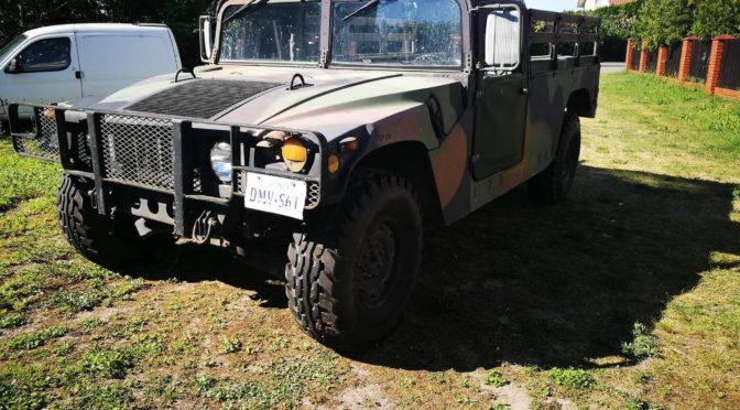 HMMWV M998 1989 – 120000PLN – Węgrów