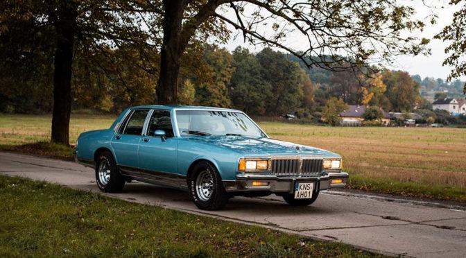 Pontiac Parisienne 1986 – 30000PLN – Nowy Sącz