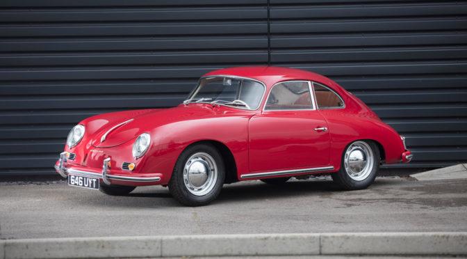 Porsche 356A 1600 1958 – SPRZEDANE