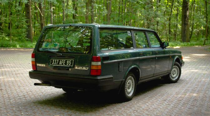 Volvo 240 GLT 1990 – SPRZEDANE