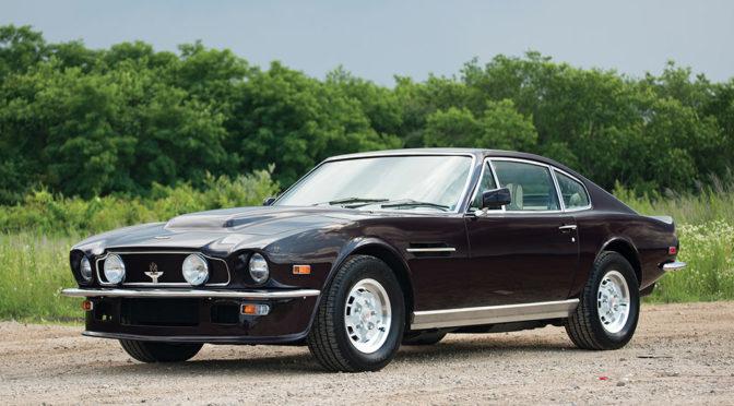 Aston Martin V8 1978 – SPRZEDANY