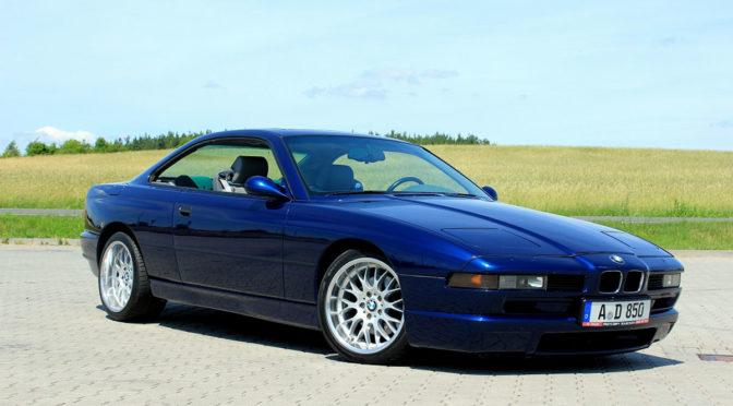 BMW 850Ci E31 1992 – 120000PLN – Sulechów