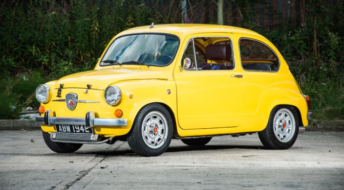 Fiat 1000 Abarth TC 1967 – SPRZEDANY