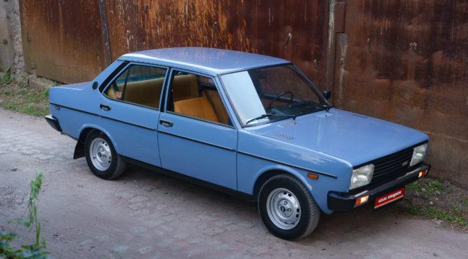 Fiat 131 Mirafiori 1979 – SPRZEDANY