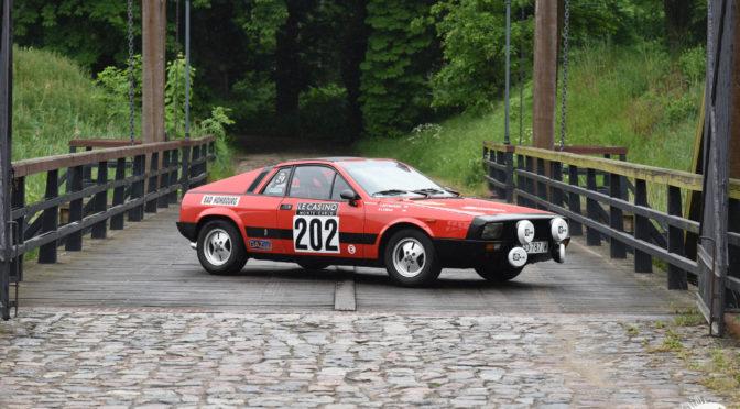 Lancia Beta Montecarlo Spider 1975 – 120000PLN – Gdańsk