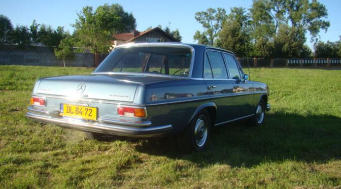 Mercedes 280 S W108 1970 – 49900PLN – Poznań